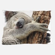 Sleeping Koala Pillow Case