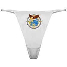 USPACOM emblem Classic Thong