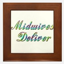 Deliver With This Framed Tile