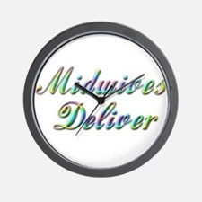 Deliver With This Wall Clock