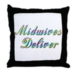Deliver With This Throw Pillow