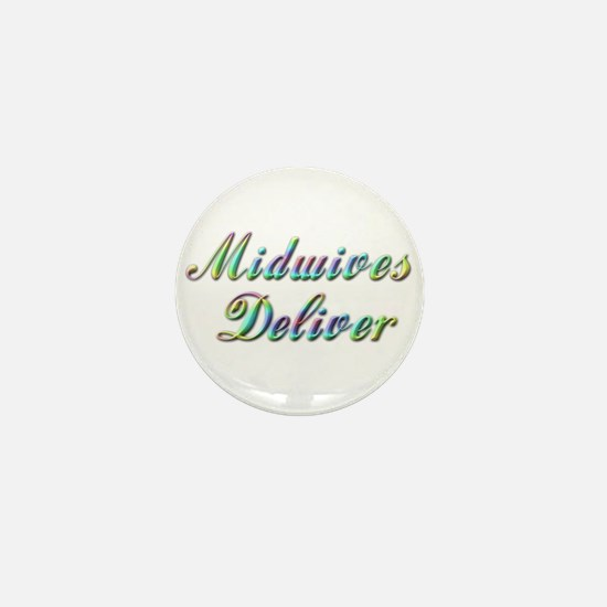 Deliver With This Mini Button