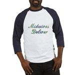 Deliver With This Baseball Jersey