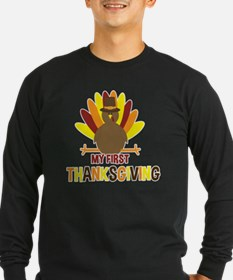 My First Thanksgiving Tur T