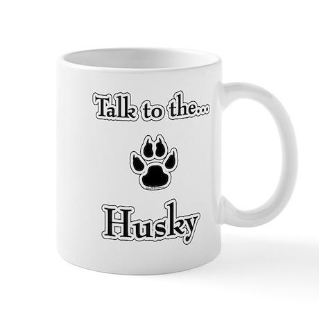 Husky Talk Mug