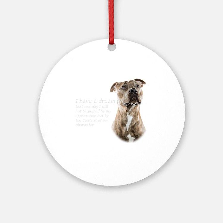 Dream Round Ornament