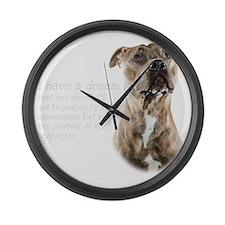 Dream Large Wall Clock