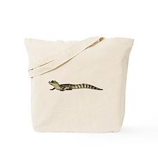 Alligator Photo Tote Bag