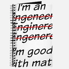 I am good with math Journal