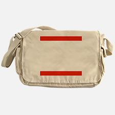 RUN TNT Messenger Bag