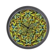 Forms of Nature 14 - Tree Frog Wall Clock