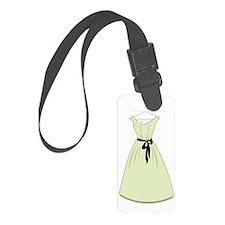 Bridesmaid Dress Luggage Tag