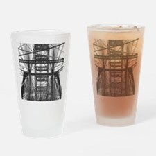 Chicago Ferris Wheel Drinking Glass