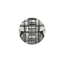 Chicago Ferris Wheel Mini Button
