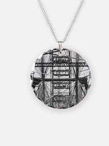 Chicago Ferris Wheel Necklace