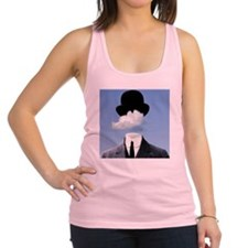 Head In The Clouds Racerback Tank Top