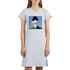 Head In The Clouds Women's Nightshirt