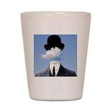 Head In The Clouds Shot Glass