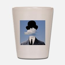 Head In The Clouds Shot Glass