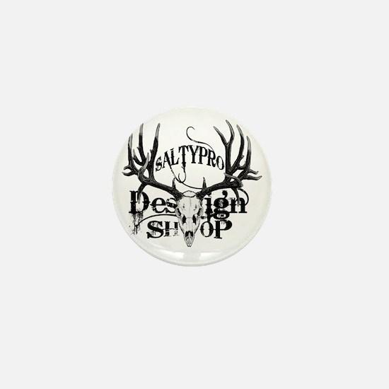 Saltypro Design Shop Mini Button