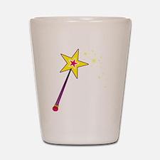 Magic Wand Shot Glass