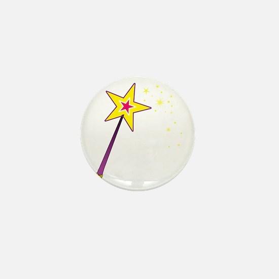 Magic Wand Mini Button