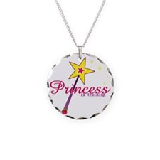 Princess in Training Necklace