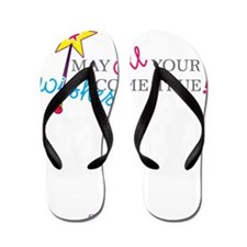 May all your wishes come true! Flip Flops