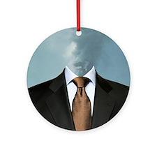 Fumar Round Ornament