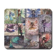 fairy all over t shirt Mousepad