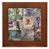 Fairy Framed Tiles