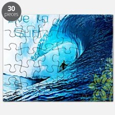 Live To Surf Puzzle