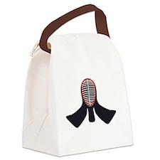 ALWAYS FORWARD dark T-Shirt Canvas Lunch Bag