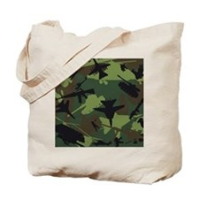 USMC Military Camouflage Tote Bag