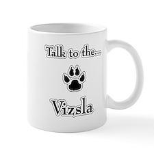 Vizsla Talk Mug