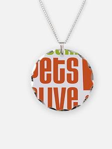 Austin Pets Alive! logo Necklace