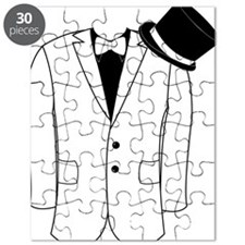 Coat And Top Hat Puzzle