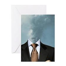 Fumar Greeting Card