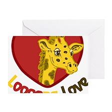 Long Love Greeting Card