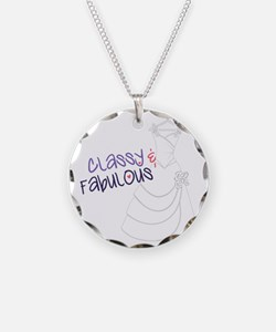 Classy And Fabulous Necklace
