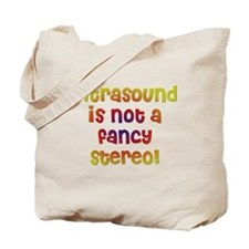 The Ultrasound Tote Bag