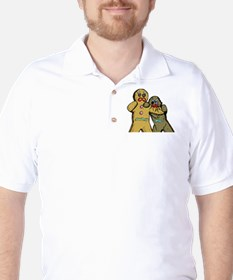 Gingerbread Zombies T-Shirt