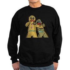 Gingerbread Zombies Sweatshirt