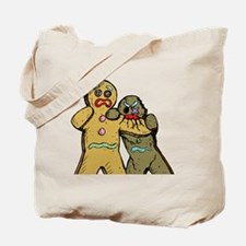 Gingerbread Zombies Tote Bag