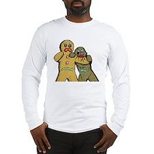 Gingerbread Zombies Long Sleeve T-Shirt