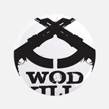 "WOD Killa 3.5"" Button"