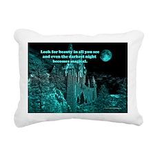 Magical 11 Rectangular Canvas Pillow