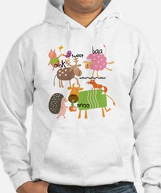 Silly Animals Hoodie