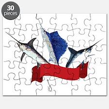 Marlin Fish Puzzle