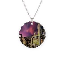Cook Bank 9x12 Necklace